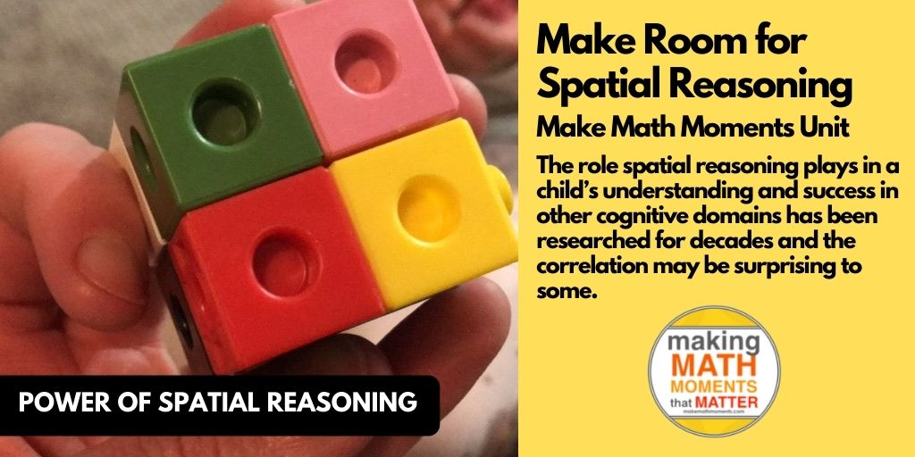 Make Room for Spatial Reasoning