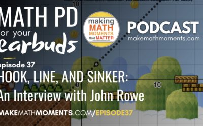 Episode #37: Hook, Line, & Sinker: An Interview with John Rowe