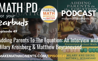 Episode #49: Adding Parents To The Equation: An Interview with Hilary Kreisberg & Matthew Beyranevand