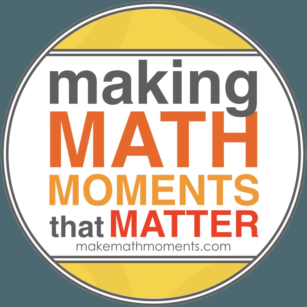 Make Math Moments Logo