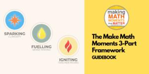 Make Math Moments 3-Part Framework Guidebook
