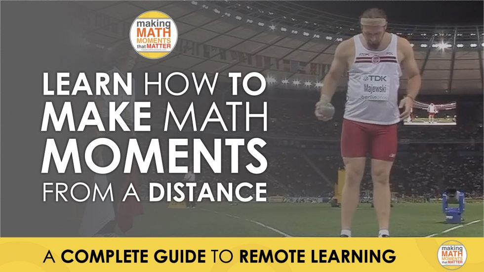 How To Make Math Moments From A Distance - Guide FEATURED