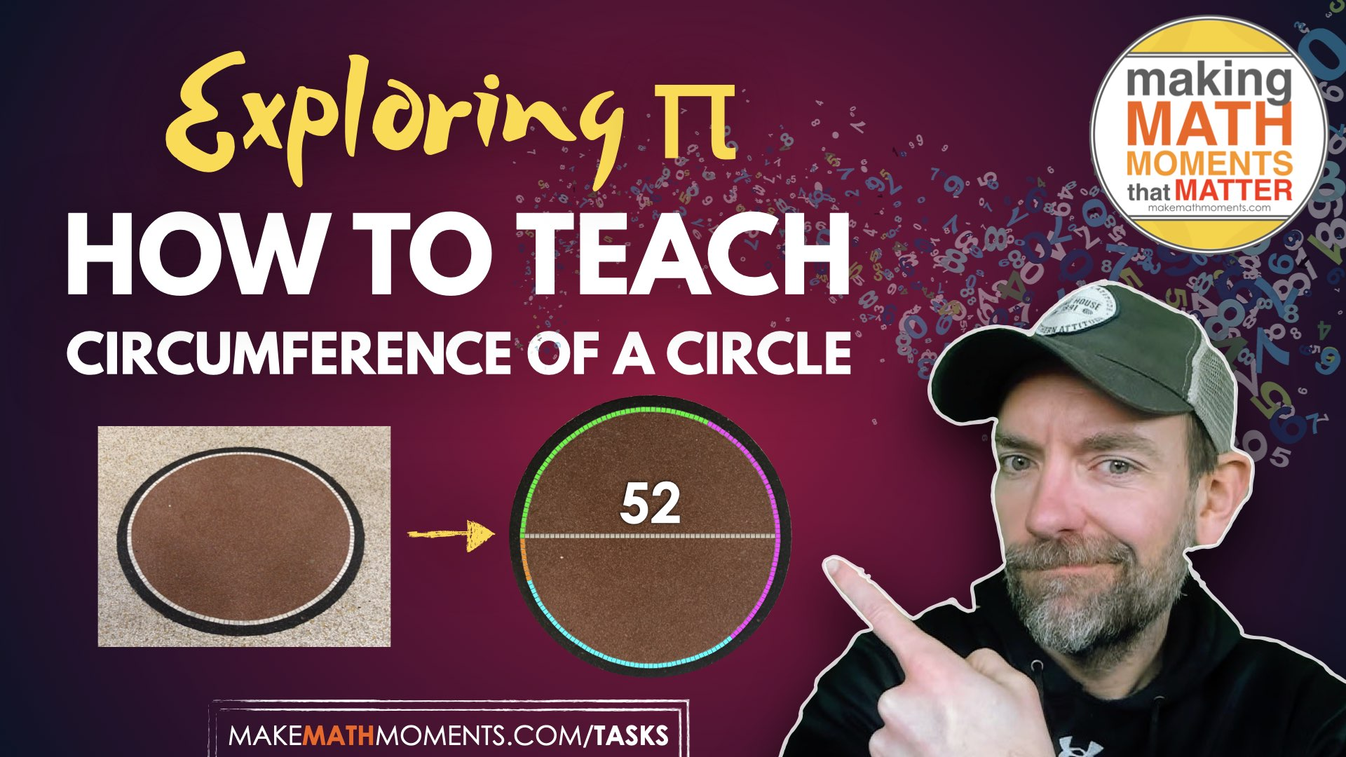 How To Teach Circumference of a Circle: Classroom Sneak Peek