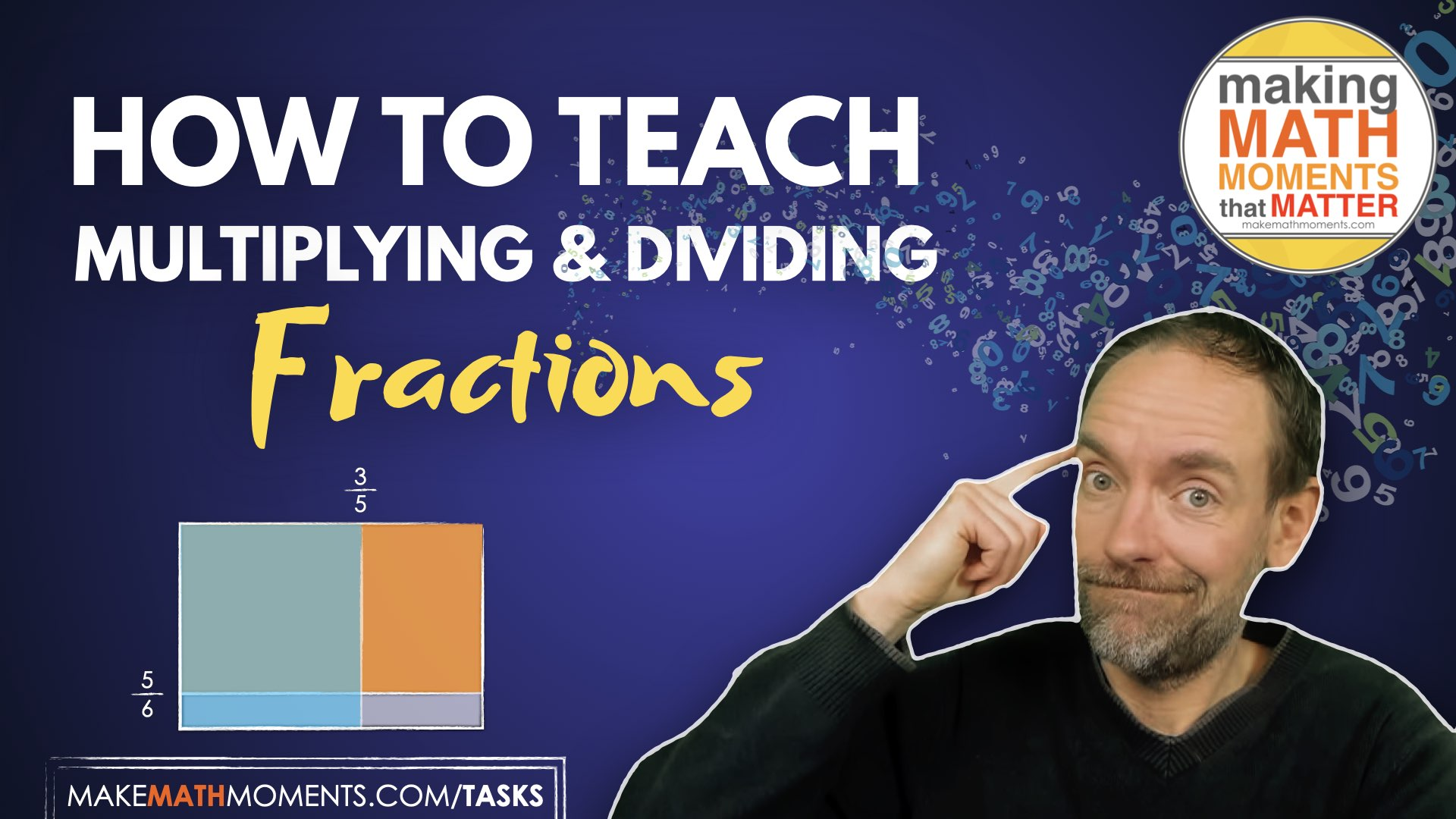 How To Teach Multiplying and Dividing Fractions