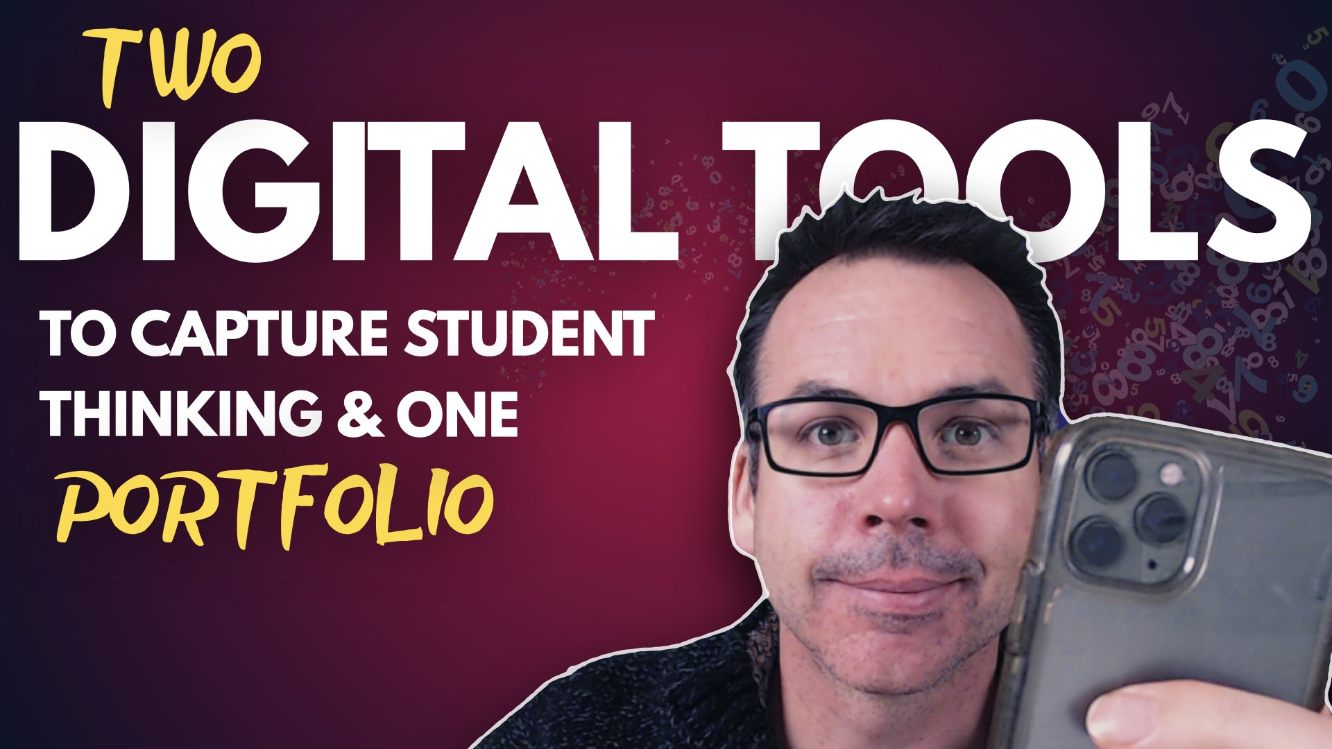 Two Digital Tools To Capture Student Thinking & One Portfolio