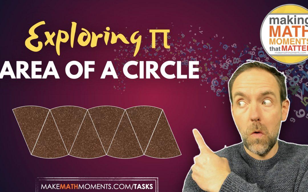 How To Teach Area of a Circle: Webinar Sneak Peek