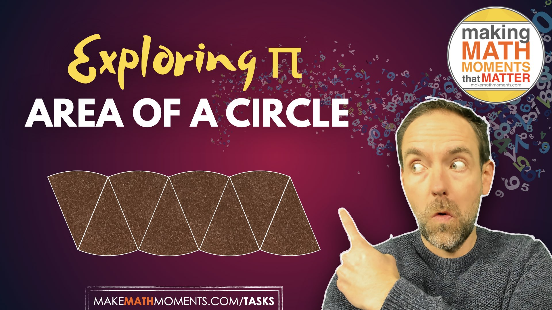 How To Teach Area of a Circle: Webinar Sneak Peek