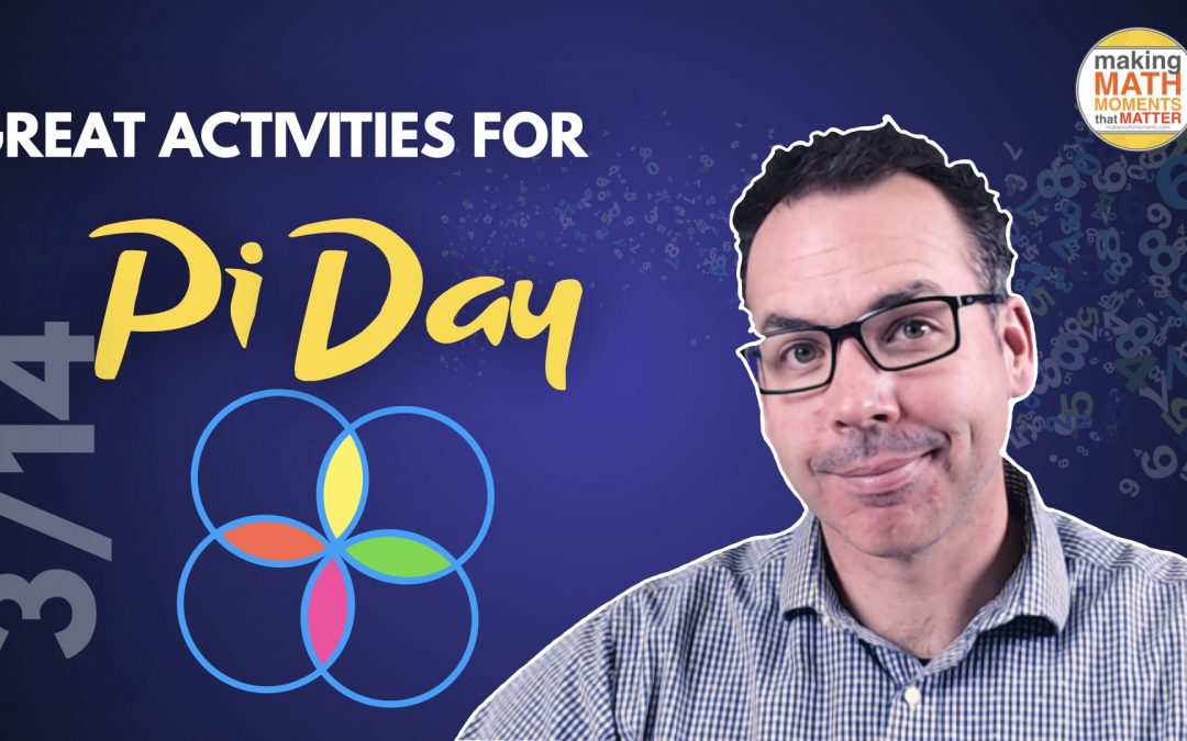 Great Activities For Pi Day