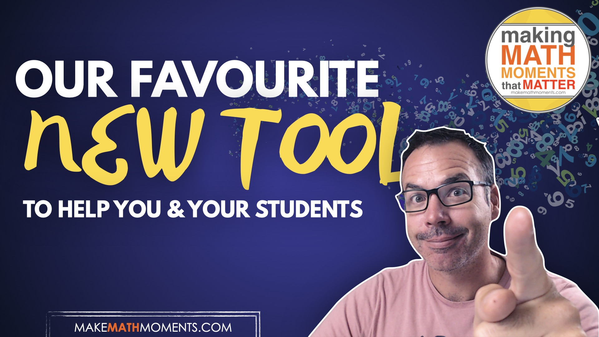 Our Favourite New Tool To Help You & Your Students