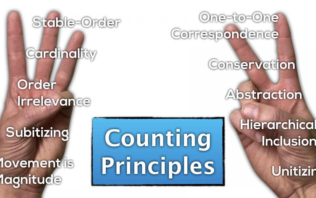 Counting Principles – Counting and Cardinality