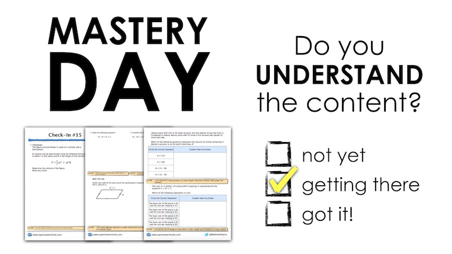 Spiralling Your Math Curriculum.051 - Mastery Day - Do You Understand the Content?