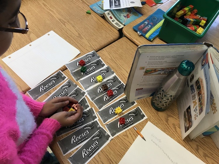 Counting With Manipulatives Linking Cubes copy