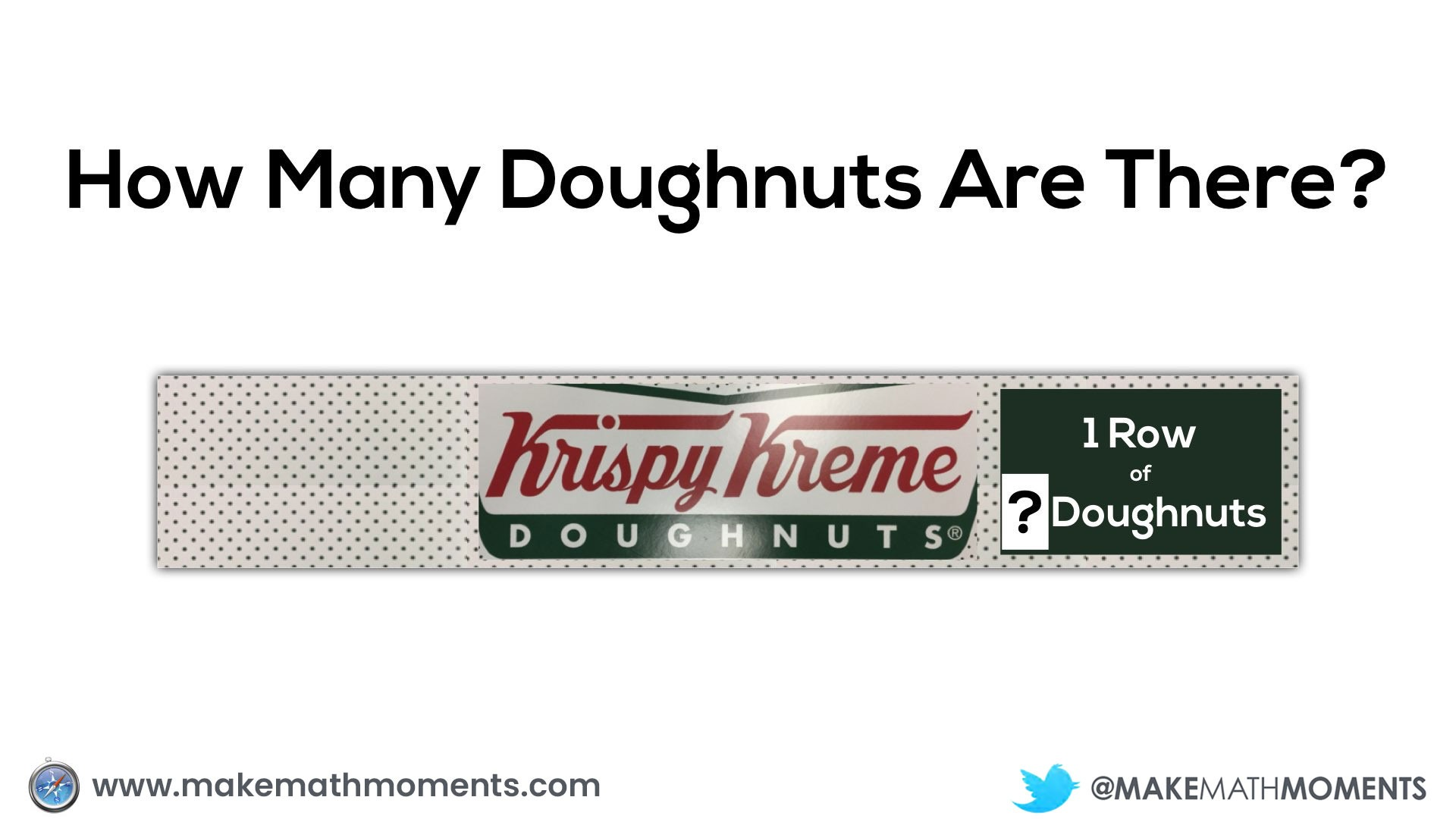 Concreteness Fading - Extending to Algebraic Reasoning.001 How Many Doughnuts Are There