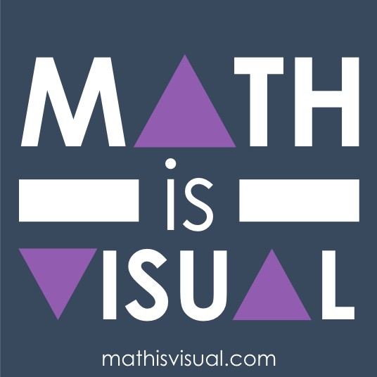 Math Is VIsual - Let's Teach It That Way