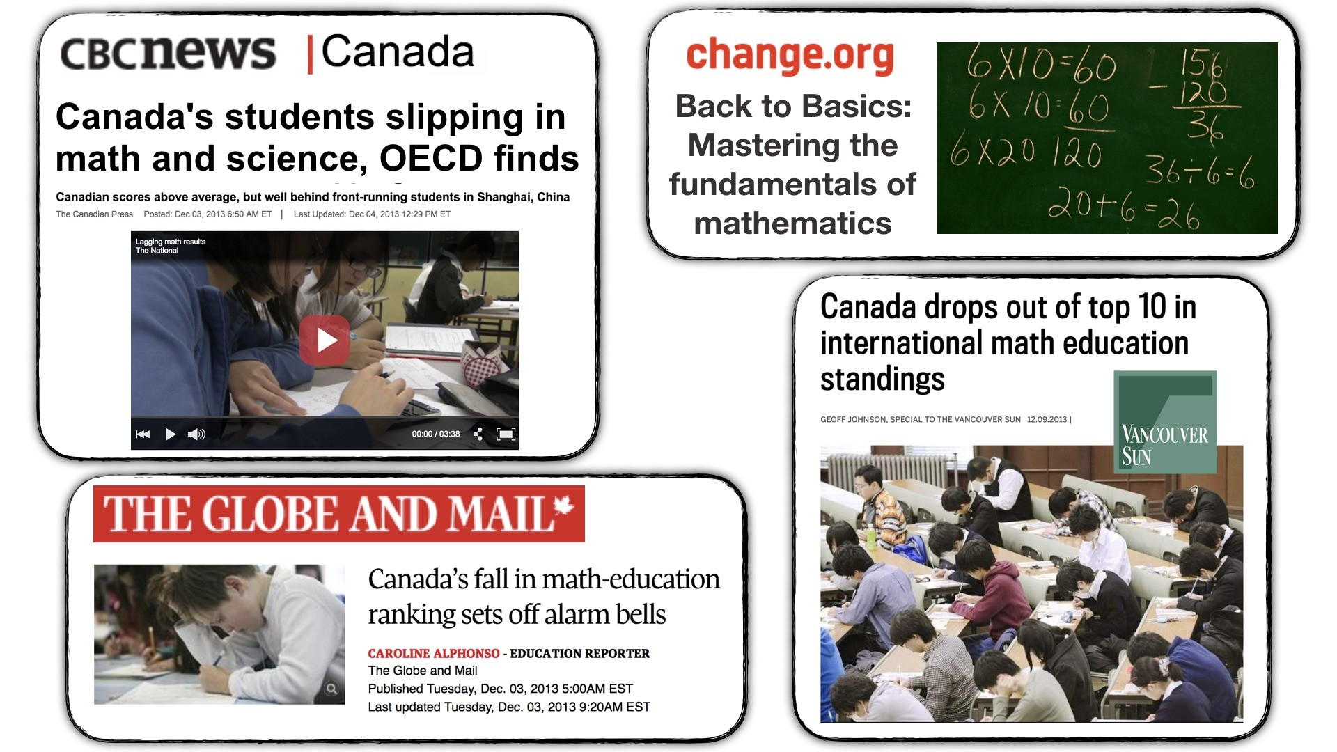 Math Wars Articles - Back to Basics and Math Facts